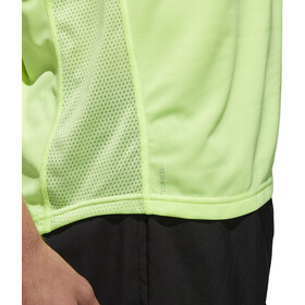 adidas Own The Run T-Shirt Men hi-res yellow/reflective silver